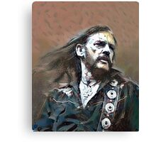 Lemmy Canvas Print
