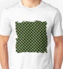 Saint  patricks day abstract background Unisex T-Shirt