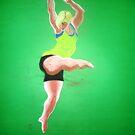 Dance is Freedom by Fiona  Lohrbaecher
