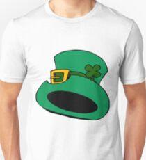 patricks day hat Unisex T-Shirt