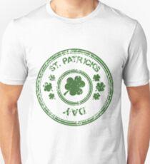 patricks day stamp T-Shirt