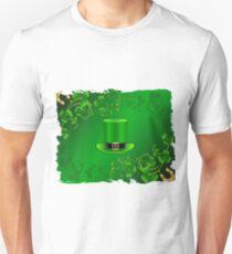 Saint Patricks Day Hat T-Shirt