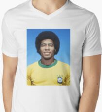 JAIRZINHO Men's V-Neck T-Shirt