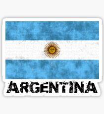 Argentina Pride Sticker