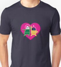 Love in a Dangerous Spacetime T-Shirt