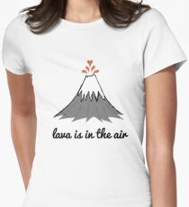 lava is in the air T-Shirt