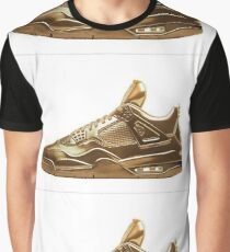 Nike Gold Graphic T-Shirt