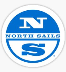 North Sails - NS Sticker