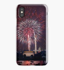 Independence Day in Washington DC iPhone Case/Skin