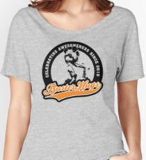 Buster Hugs Women's Relaxed Fit T-Shirt