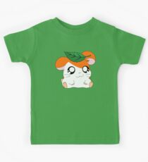 Hamtaro with Leaf Kids Tee