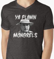 Alf Stewart Flamin Mongrels Men's V-Neck T-Shirt