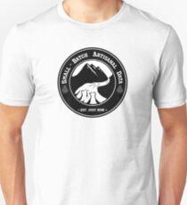 Small-Batch Artisanal Data Unisex T-Shirt