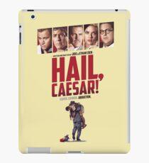 Hail, Caesar! iPad Case/Skin