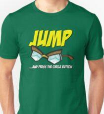 Jump... Unisex T-Shirt