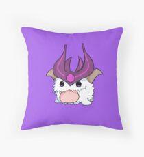 Syndra Poro Throw Pillow