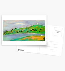 Carcoar Dam Postcards