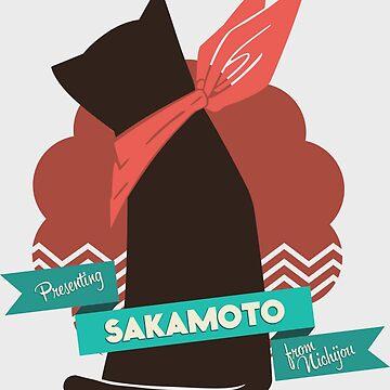 Nichijou Sakamoto  by TATSUHIRO