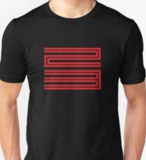 J11-23 Red Unisex T-Shirt