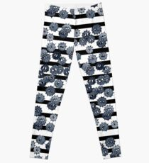 Soot Sprites with Stripes Leggings