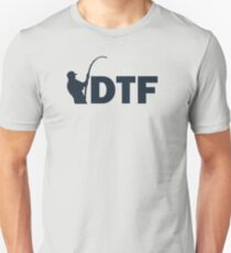 DTF Down To Fish Unisex T-Shirt