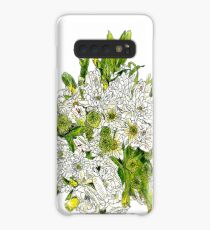 Charlotte's Bouquet Case/Skin for Samsung Galaxy