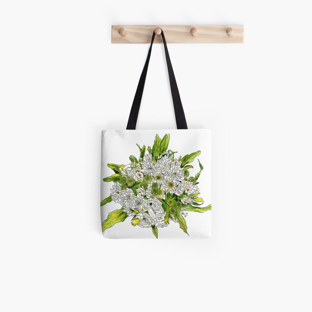 Charlotte's Bouquet Tote Bag