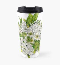 Charlotte's Bouquet Travel Mug