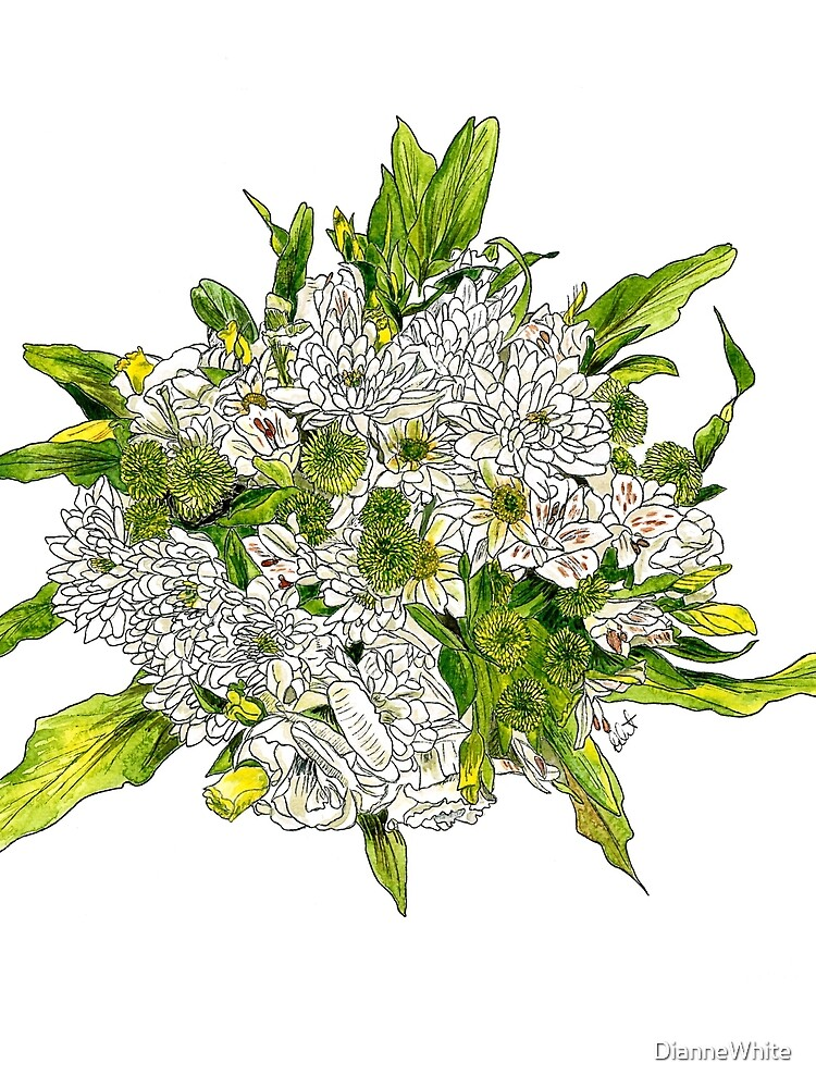 Charlotte's Bouquet by DianneWhite
