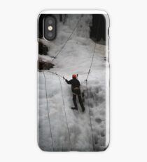 Ice Climber iPhone Case