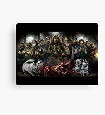 The Thing: Outpost 31 Canvas Print