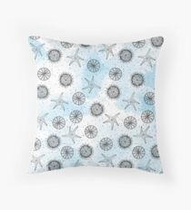 Intertidal Throw Pillow