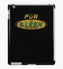 The Expanse - Pur & Kleen Water Company - Dirty iPad Case/Skin