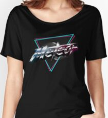 "Meteor - ""Parallel Lives"" album artwork Women's Relaxed Fit T-Shirt"