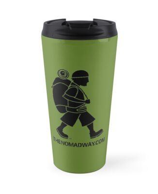 Travel Mugs The Nomad Way by TheNomadWay