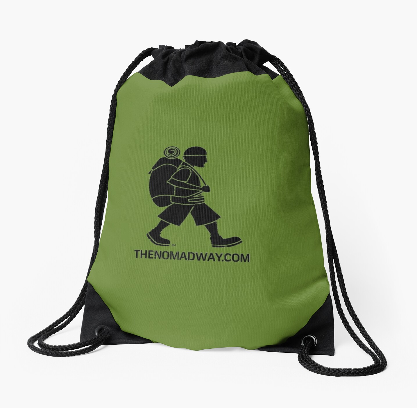 Drawstring Bags The Nomad Way by TheNomadWay