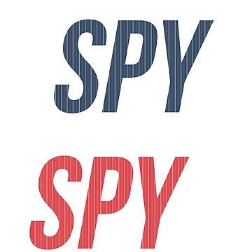 That Spy Is A Spy! by 3nochs