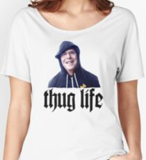 Jeb Bush Thug Life Women's Relaxed Fit T-Shirt