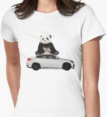 White X6 Look Like A Panda T-Shirt