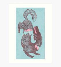 Dysphoria Art Print