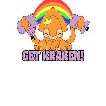 Get Kraken! by Cryptidbits1980