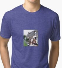 Thatched Cottage Bliss Tri-blend T-Shirt