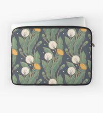 dandelion seamless pattern Laptop Sleeve