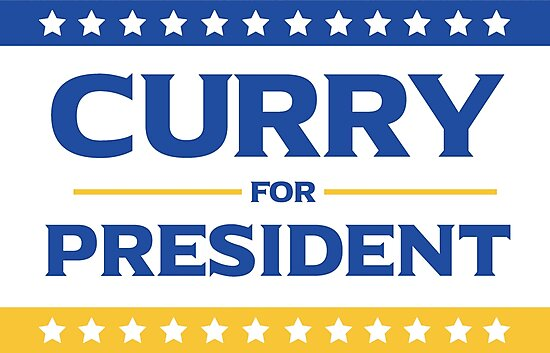 Curry for President by thedanksmith