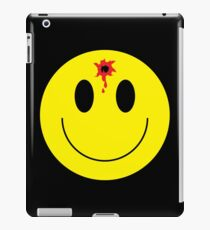 bullet smiley iPad Case/Skin