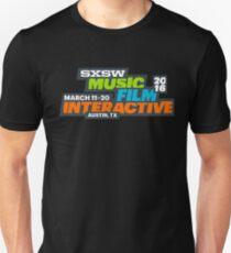 SXSW - 2016 Unisex T-Shirt
