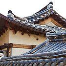 Architecture Of Bukchon Hanok Village  by Bo Insogna