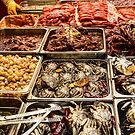 Fresh Meat and Fish Marketplace by Bo Insogna