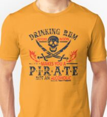 rum pirate 2 T-Shirt