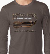 Cretaceous Critter Coffee Co. Long Sleeve T-Shirt